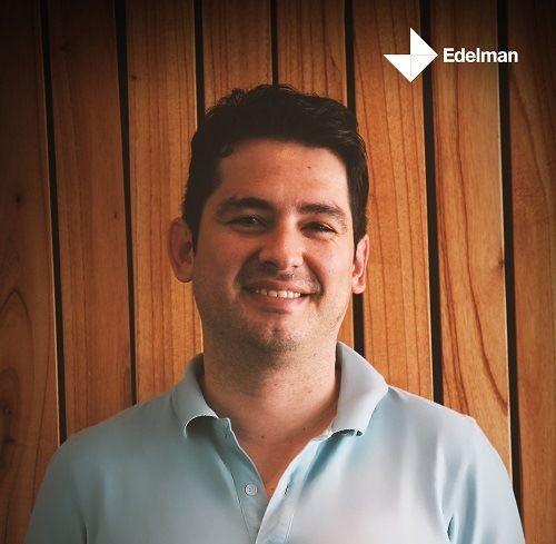 Edelman suma un creativo a su staff en Buenos Aires
