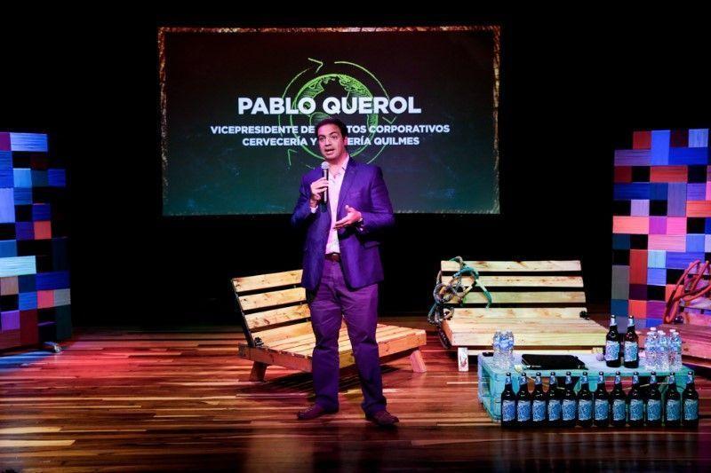 Quilmes se suma a la promoción del uso de bolsas reciclables