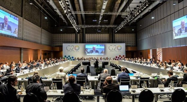 Al final, el G20 fue para Alurralde, Jasper / Cabify, para Burson