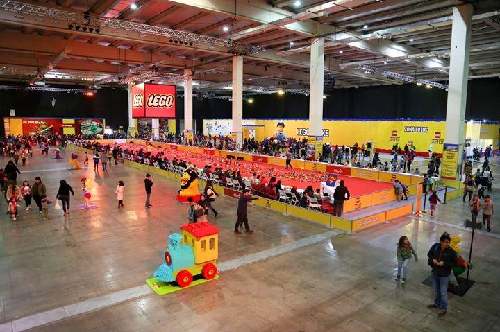 Pulpo ganó el LEGO Fun Fest, que llega por primera vez a la Argentina