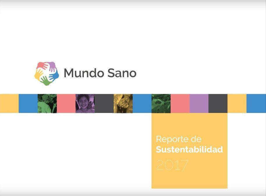 Mundo Sano presenta su Reporte de Sustentabilidad 2017