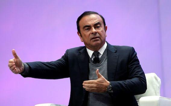 Tras cuatro meses preso, el CEO de Nissan redobla sus equipos legales y de comunicación