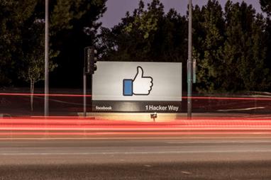 Facebook redujo su lista de agencias de relaciones públicas en medio de la crisis
