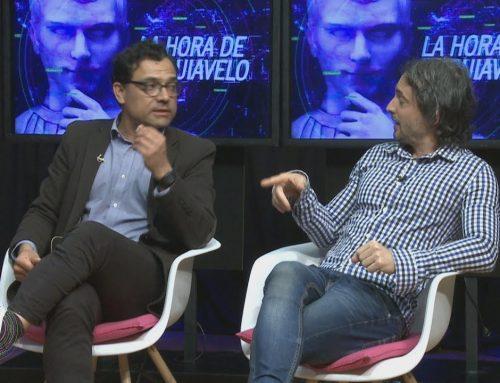 Cómo cocinan sus relatos Macri y Fernández